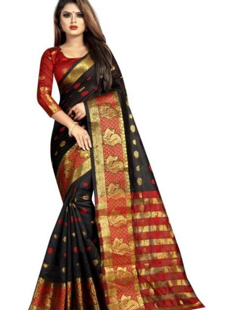 Pure silk cotton sarees 1