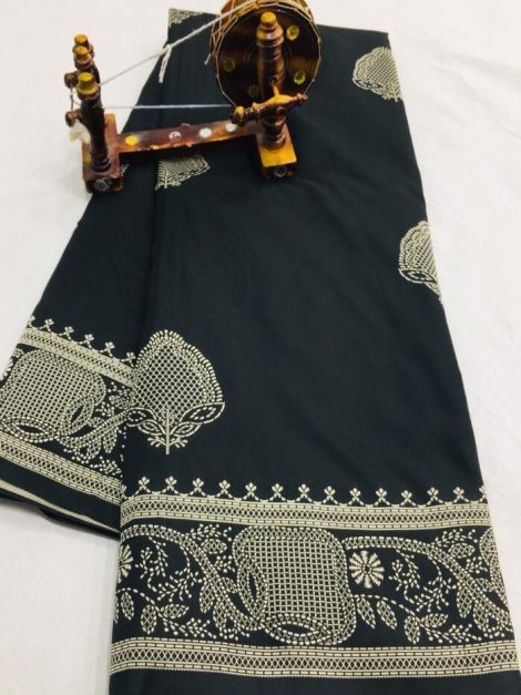 light weight silk saree
