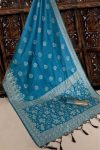 Mesmerizing Raw Silk Saree